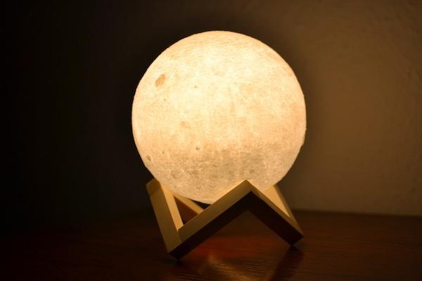 Lámparas de luna 2