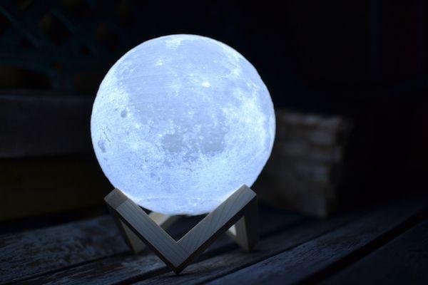 Lámparas de luna 6