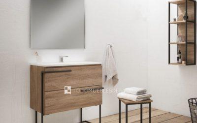 Muebles de baño estéticos, modernos y funcionales
