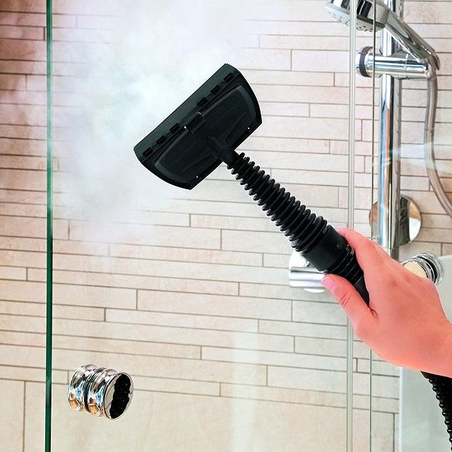 Qué se limpia en casa con una vaporeta de mano?