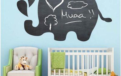Mejora tu casa con vinilos decorativos infantiles