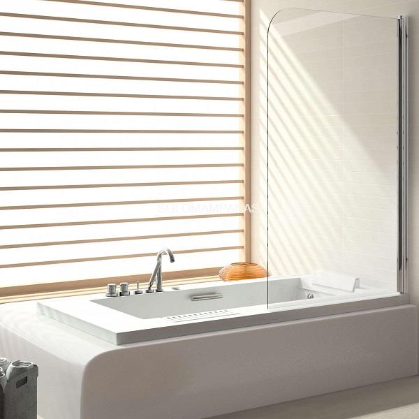 Mamparas de bañera elegantes