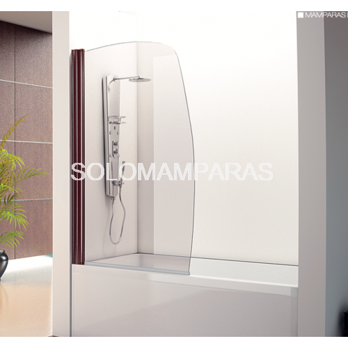 Mamparas de bañera elegantes 3