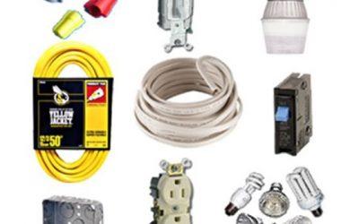 Material eléctrico que tienes que comprar para hacer una reforma en casa
