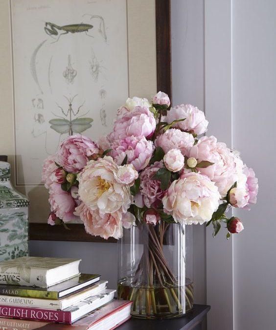 Las flores más bonitas para decorar tu casa