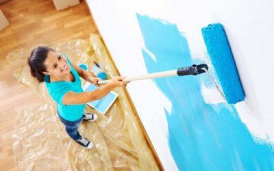 Redecorando tu hogar, empezando con las paredes