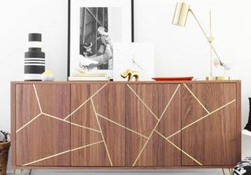Probad estos 10 Ikea Hacks con muebles de Ikea de segunda mano