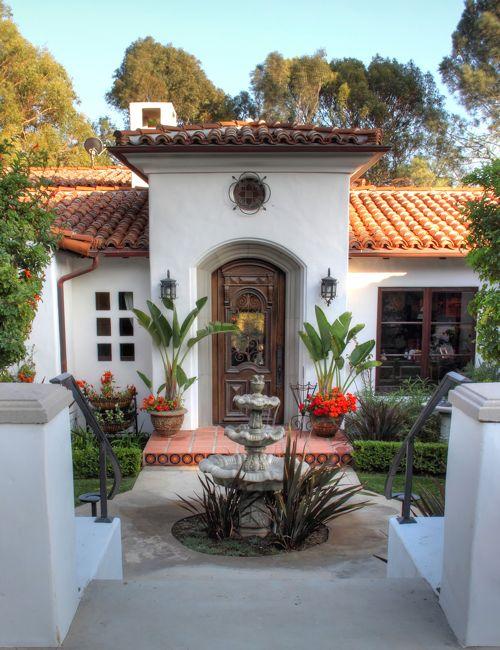 Casa mexicana tradicional