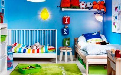 ¿Redecorar el dormitorio de tus hijos?