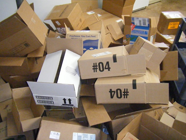 Ahorrar dinero mudanza cajas gratis