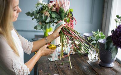 Cómo cuidar tus flores cortadas para que duren más tiempo