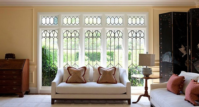 Rejas ventanas decorativas 6