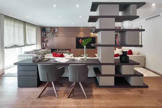 Remodelación apartamento estudio arquitectura Barcelona Molins Design