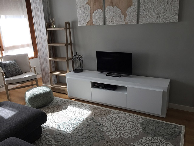 Reforma integral y decoración de piso pequeño en Bizkaia