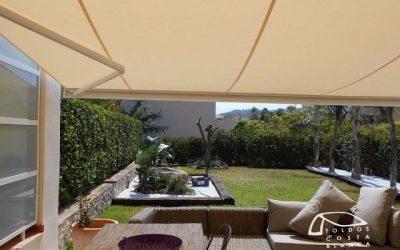 Ideas para decorar una terraza con toldos