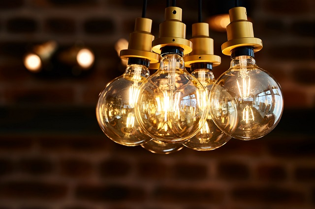 Luces vintage LED para tu casa