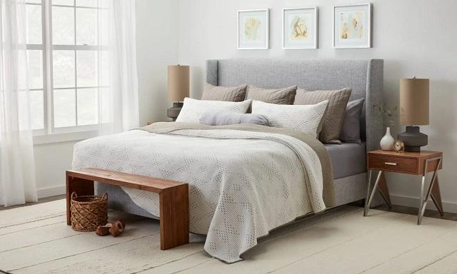 Cómo vestir tu cama de manera elegante