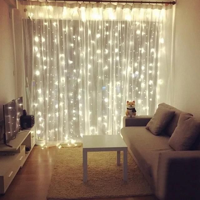 Cómo Decorar Tu Casa Con Cortinas De Luz Tu Casa Bonita