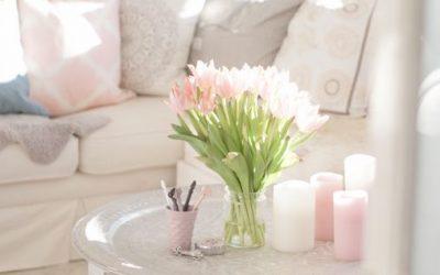 Decora tu casa con flores esta primavera