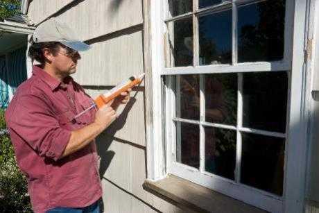 Sellar silicona ventanas