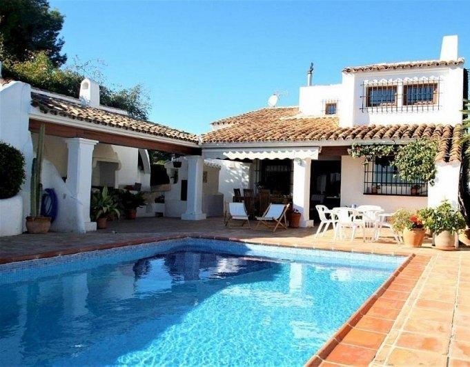 Villa Andrago Moraira 2