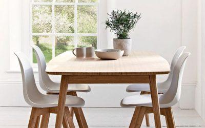 Muebles nórdicos para todas las estancias