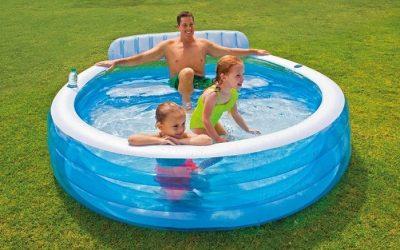 Ventajas de las piscinas hinchables