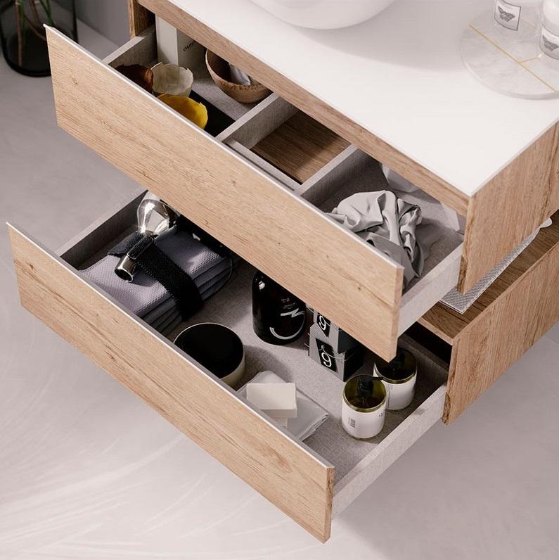 Renovar los muebles del cuarto de baño - Tu casa Bonita