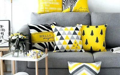 Aprovecha el Yellow Day para decorar tu casa en amarillo