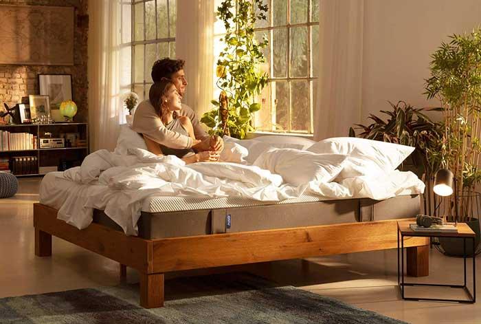¿Cuál es el tiempo de vida de un colchón?