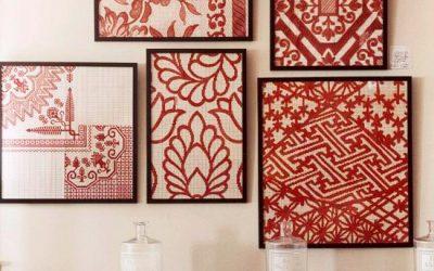 Cómo decorar la casa con telas