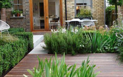 Ideas para un jardín pequeño
