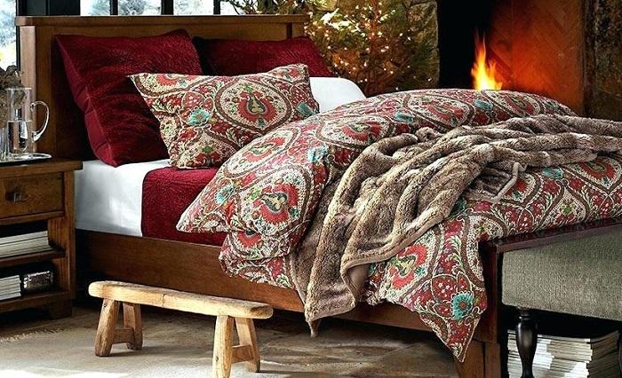 Tendencias en ropa de cama para el próximo otoño