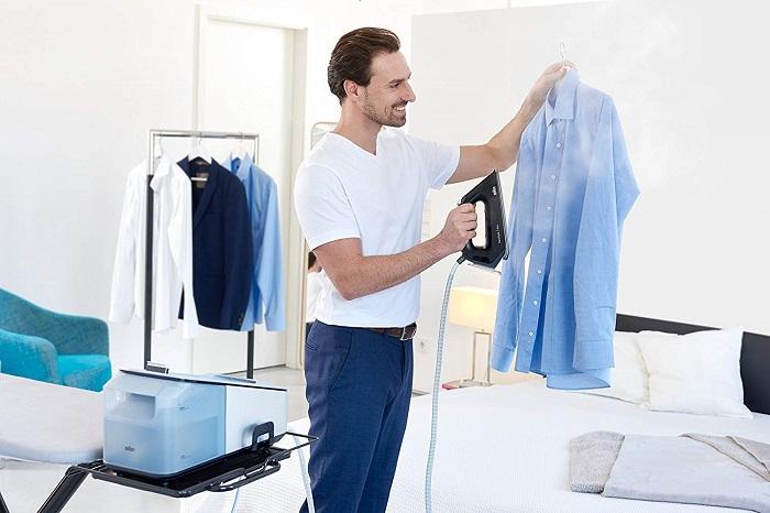 Las ventajas de tener un centro de planchado en casa
