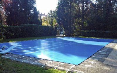 Protege tu piscina en invierno