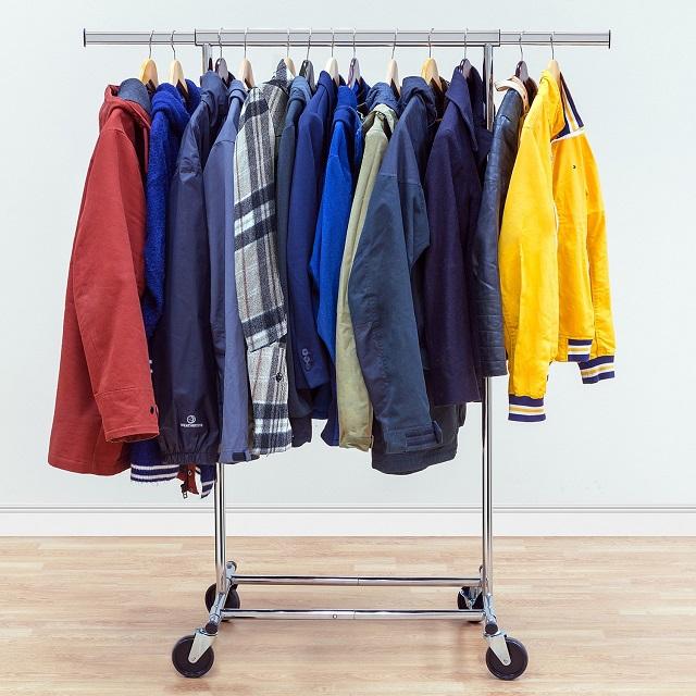 C mo comprar percheros para tienda de ropa dormitorio o - Burra para colgar ropa ...