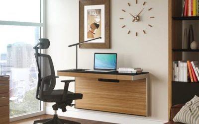 Cómo escoger los muebles de tu oficina en casa