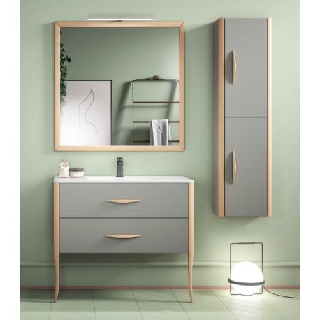 Muebles de baño patas madera