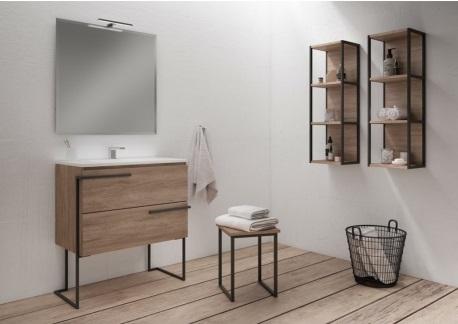 Muebles de baño patas metálicas