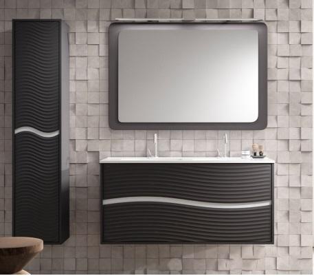 Muebles de baño con textura 2