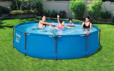 ¿Por qué es buena idea adquirir una piscina desmontable para este verano?