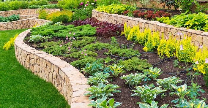 Sistema irrigación DIY jardín
