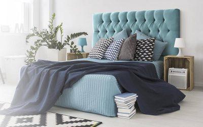 Cabeceros de diseño: un toque de distinción para tu cama