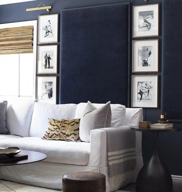 Tendencias de colores para pintar las paredes de la casa en 2020