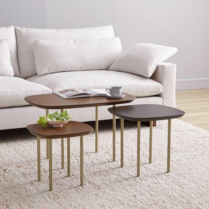 Ideas decorar sala de estar pequeña, mesa de centro pequeña