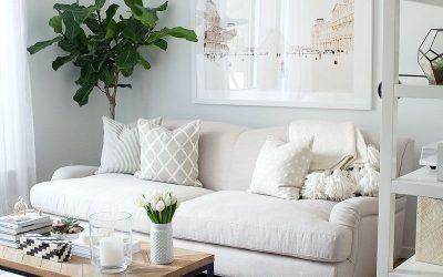 5 Consejos para decorar salas de estar pequeñas: poco espacio y mucho encanto