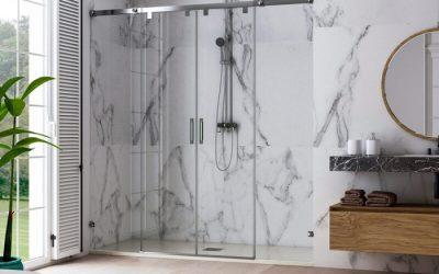 Las claves para elegir una mampara de ducha perfecta