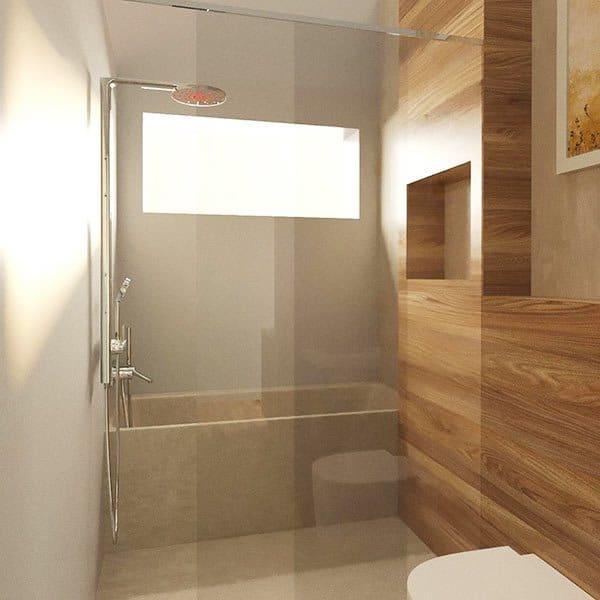 Reformas de baños madera dieciseis24