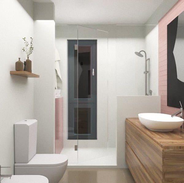 Reformas de baños madera dieciseis24 2