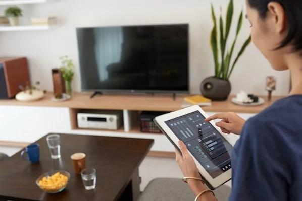 Como convertir casa en smarthome televisor